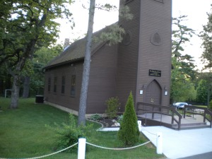 Little Brown Church